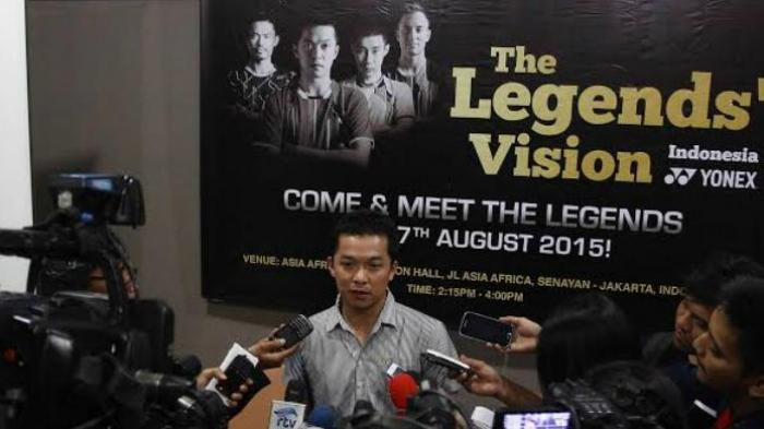 Empat Legenda Bulutangkis Kumpul dan Meriahkan Acara 17 Agustus-an