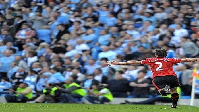 Profil Gary Neville, Eks Bek Manchester United yang Benci Bela Timnas Inggris