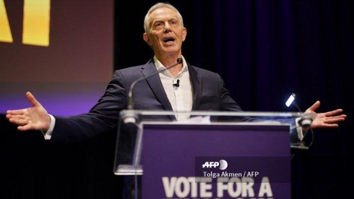 Mantan PM Inggris Tony Blair Dituduh Langgar Aturan Karantina setelah Kembali dari AS