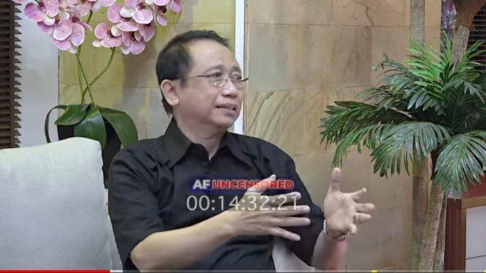 Mantan Sekjen Partai Demokrat Marzuki Alie