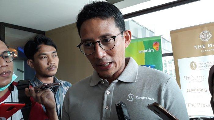 Sandiaga: Bukan Saatnya Pemerintah Pusat dan Daerah Silang Pendapat Soal Lockdown