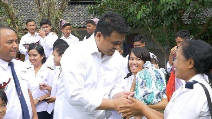 Berniat Maju Dalam Pemilihan Wali Kota Medan, Bobby Nasution Tepis Tudingan Soal Dinasti Politik