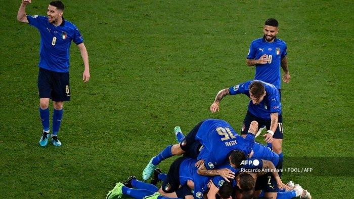 Langkah Mulus Italia ke 16 Besar Euro 2020 Diwarnai Isu Tak Sedap Ada Kecemburuan Antar Pemain