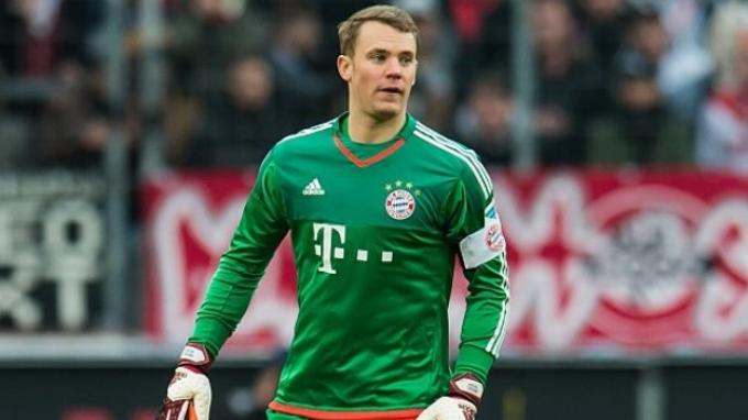 Bayer Muenchen Lawan Liverpool Manuel Neuer Sudah Fit