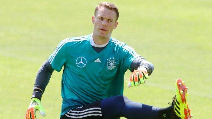 Jerman vs Belanda: Jerman Tetap Andalkan Manuel Neuer Sebagai Kiper