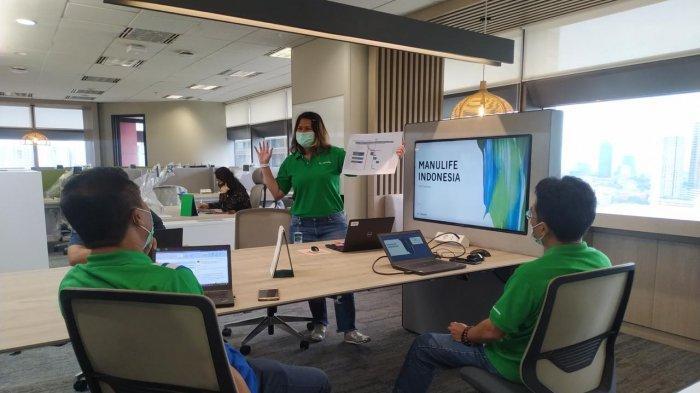 Manulife Siapkan Tools Baru untuk Tenaga Pemasar Serta Nasabah: MiRecruit dan E-Policy