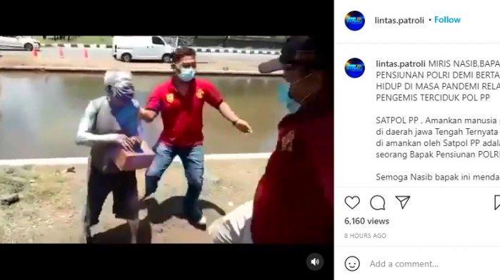 POPULER REGIONAL Viral Pensiunan Polisi Jadi Manusia Silver | Heboh Merpati Rp1,5 M di Pekalongan