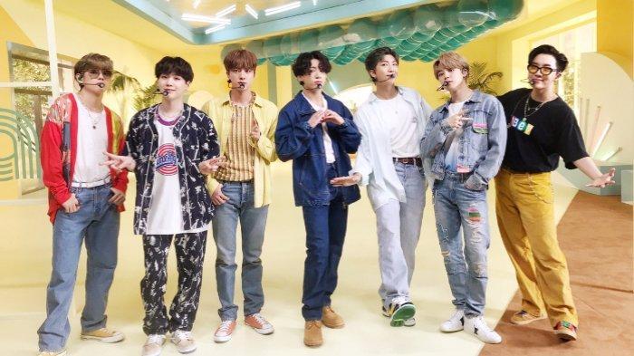 RIAA Umumkan Album Keempat BTS, MAP OF THE SOUL: 7 Sebagai Album Platinum