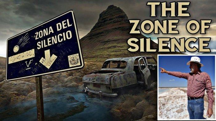 Fakta Unik Mapimi Silent Zone, Gurun Misterius yang Dijuluki Segitiga Bermuda Meksiko