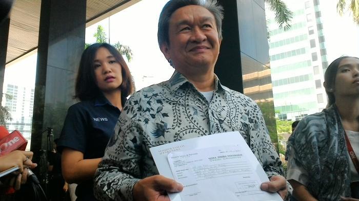 Alami Serangan Jantung Ringan, RJ Lino Mangkir Dari Pemeriksaan KPK