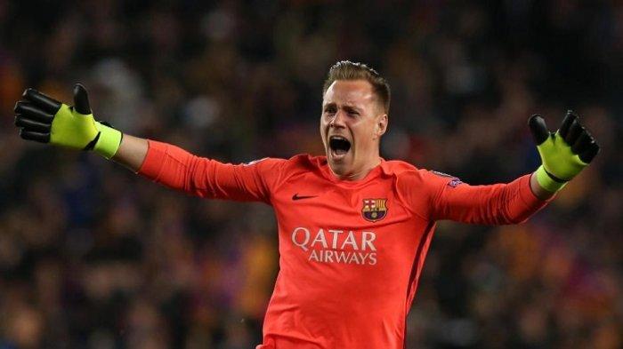 Athletic Bilbao vs Barcelona, Ter Stegen tak Ingin Pil Pahit di Piala Super Spanyol Terulang