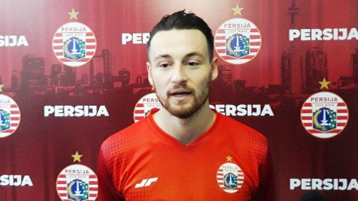 Target Marc Klok di Piala Menpora 2021, Jadi Pemain Terbaik hingga Bawa Persija Jakarta Juara