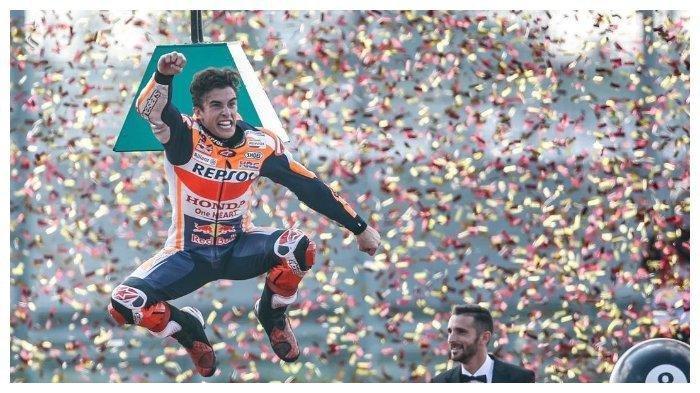 Marc Marquez Menang Terus, MotoGP Optimistis Tak Akan Kehilangan Penonton