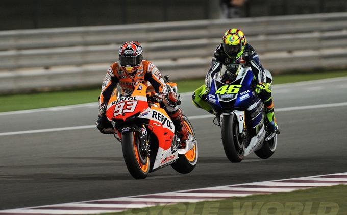 MotoGP 2021 - Bukan Rossi, Dovizioso jadi Rider Antagonis dari Marc Marquez