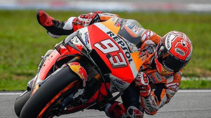 Marc Marquez berharap Honda memperhatikan dua aspek ini diperhatikan Honda saat mengembangkan RC213V untuk MotoGP 2020