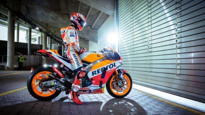 MotoGP Belanda 2019 - Marquez Tak Mau Alami Nasib Sama dengan Lorenzo pada Kualifikasi