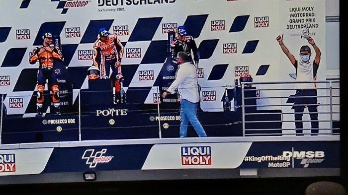 Marc Marquez Menjuarai MotoGP Jerman 2021