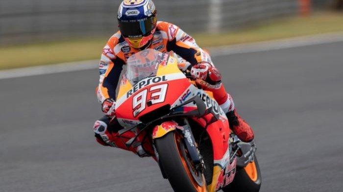 Marc Marquez meraih pole position MotoGP Jepang