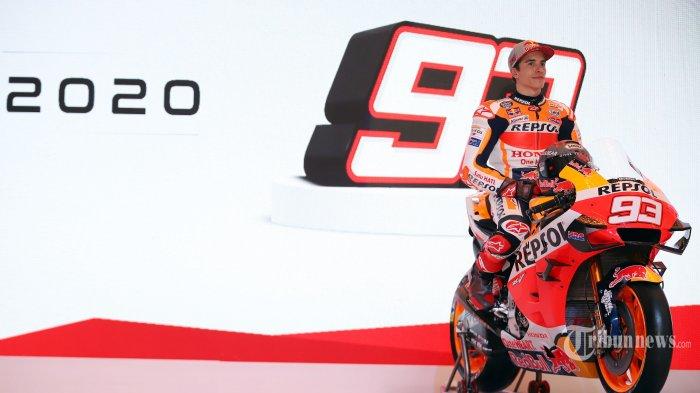 Perasaan Aneh Marc Marquez Kembali Pegang Motor Setelah Absen 2 Bulan