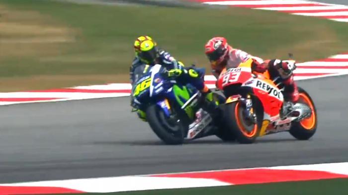 Insiden Rossi vs Marquez 6 Tahun Silam Kembali Diungkit, Kru Repsol Honda: Kebenaran Pasti Terungkap
