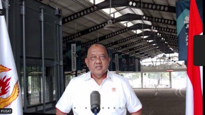 Marciano Norman Apresiasi Persatuan Dokter Spesialis Kardiovaskular Indonesia Mau Dukung KONI Pusat
