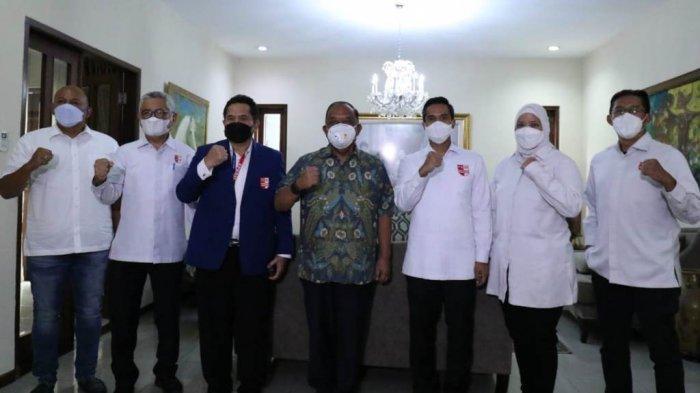 Ketua Umum KONI Pusat Dukung Anindya Bakrie untuk Lanjutkan Kepemimpinan PB PRSI