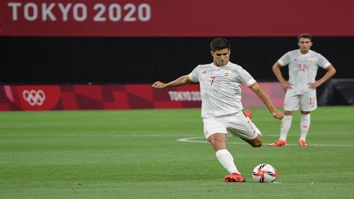 Jadwal Sepak Bola Olimpiade Tokyo 2021 Hari Ini, Live TVRI & Indosiar,Big Match Spanyol vs Argentina