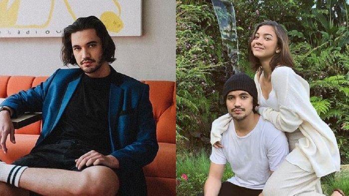 Marco Panari dan Angela Gilsha