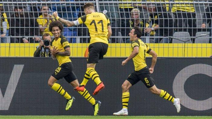 Haaland dan Reus Kembali, Dortmund Bisa Pesta Gol di Kandang Tim Papan Bawah Bundesliga Pekan Ini