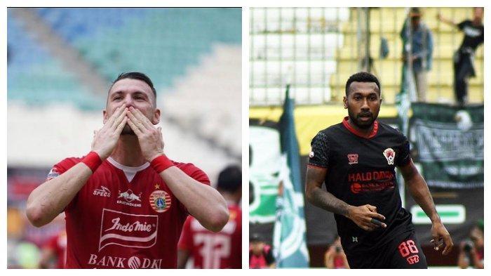 HASIL Babak I Persija vs PSM Piala Menpora 2021, Macan Kemayoran Tertinggal 0-1