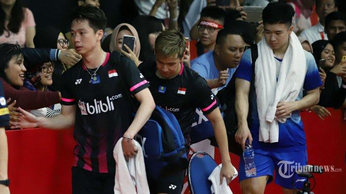 Memalukan! Seorang Wasit Uganda Kemalingan Saat Sedang Bertugas di Indonesia Masters 2020