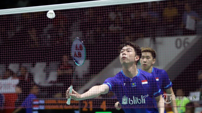 BREAKING NEWS Kevin Sanjaya Positif Covid-19, Gagal Tampil di Thailand Open 2021