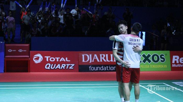 JADWAL Siaran Langsung Thailand Open 2021 Live TVRI, Indonesia Tanpa Minions
