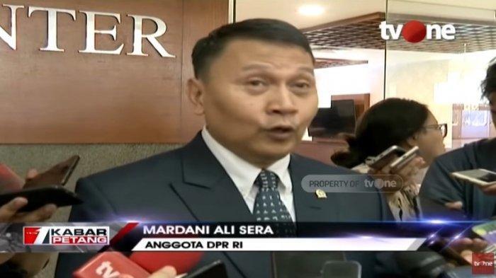 Anggota DPR RI dari Fraksi PKS, Mardani Ali Sera tanggapi wacana ASN libur tiga hari.