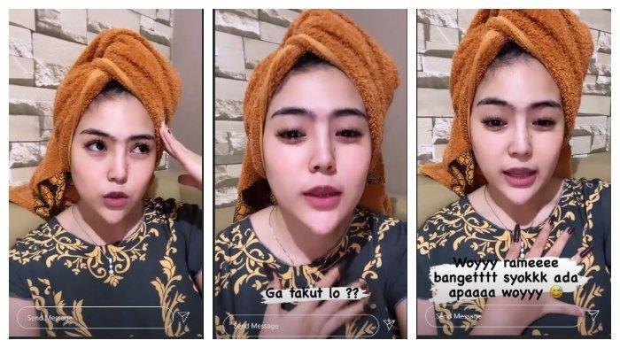 Dituding sebagai Sosok MA yang Terlibat Prostitusi Online, Mareta Angel Ngamuk: Gak Takut Keciduk?