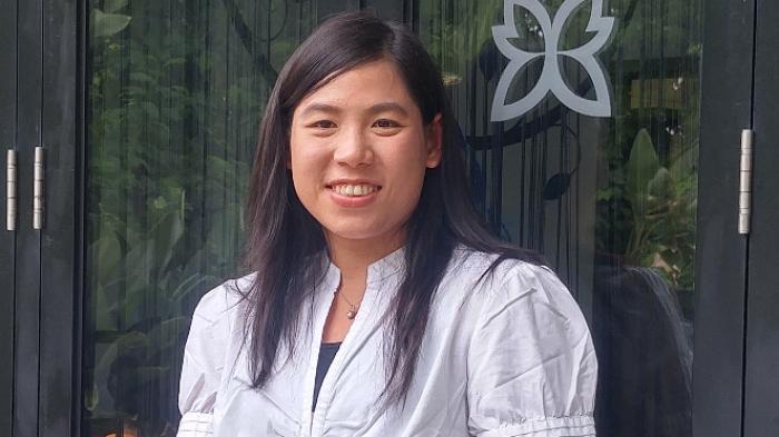 Kisah Margaretha Herawati Atlet Bifins Pemegang Rekor Asia yang Gunakan Alat Pinjaman