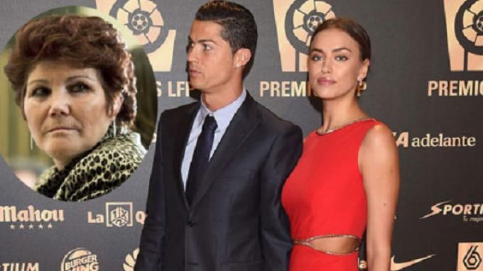 Irina Shayk dan Cristiano Ronaldo (101greatgoals.com)
