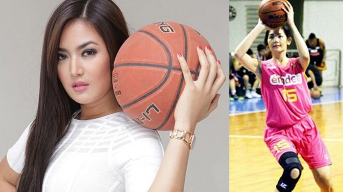 Maria Selena Salut Pada Perjuangan Tim Basket Putri Indonesia
