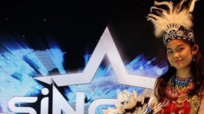 Maria Sinaga Asal Bekasi Juara Menyanyi di Swedia