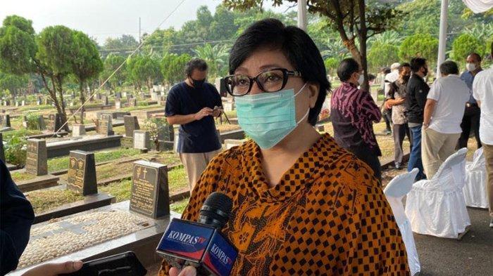 Peringati HUT ke-55 Harian Kompas, Sri Mariani Ojong Ingat Koran Ayahnya Sempat Dibredel