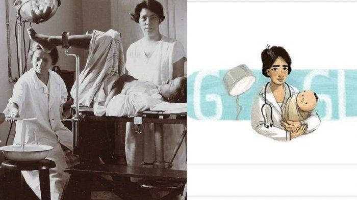 Fakta-fakta Lengkap Seputar Marie Thomas, Sosok Dokter yang ada di Google Doodle Hari Ini