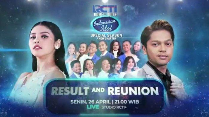 Mark Natama dan Rimar Callista akan bertarung memperebutkan gelar juara dalam Indonesian Idol 2021.