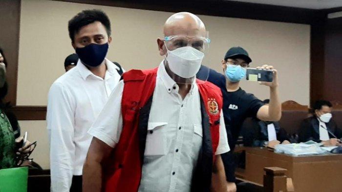 Jadi Tahanan Kota Dugaan Korupsi, Mark Sungkar Bersyukur Sekaligus Sampaikan Permintaan Maaf
