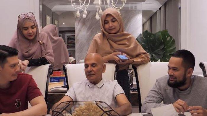 Mark Sungkar ngevlog bersama kedua putri dan menantunya