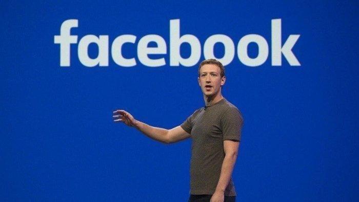 Mark Zuckerberg, CEO dan owener Facebook.