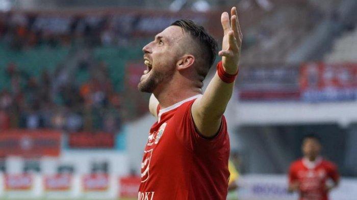 Live Streaming TV Online Indosiar Persija vs Persipura Liga 1, Adu Tajam Simic-Boaz, Tonton Lewat HP