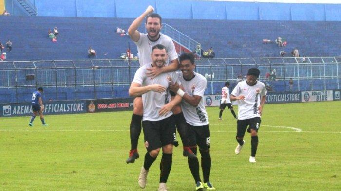 Persija Jakarta Menang Lagi Kali ini Sabah FA yang Disikat 2-0