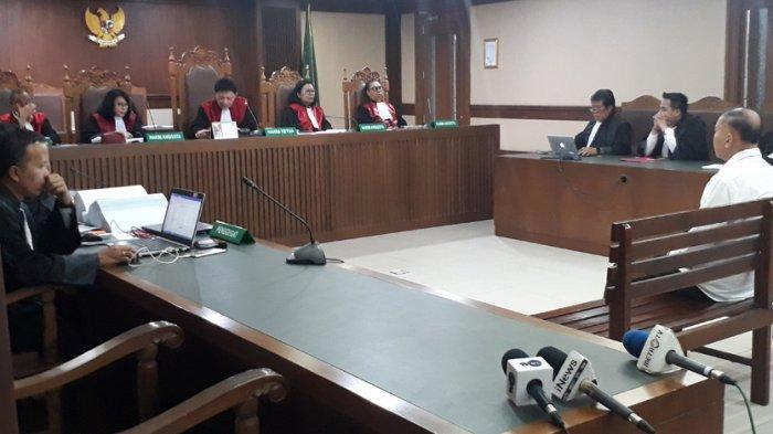 Sidang Kasus E-KTP, Hakim Vonis Markus Nari Enam Tahun Penjara
