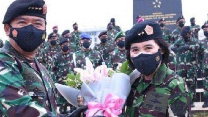 Sosok Marsda Reki Irene Lumme, Perempuan Pertama di TNI AU yang Raih Bintang Dua