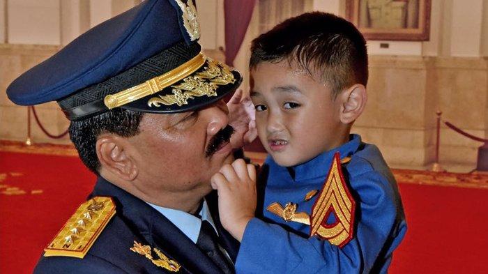 Sejak Pendidikan Hingga Berpangkat Kolonel Karier Hadi Tjahjanto Terseok-seok
